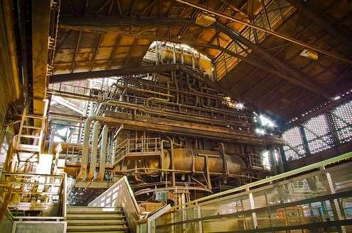 Aree crisi industriale - Photo credit: Foto di Michael Gaida da Pixabay