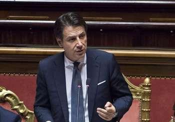 Giuseppe Conte - Photocredit: Governo