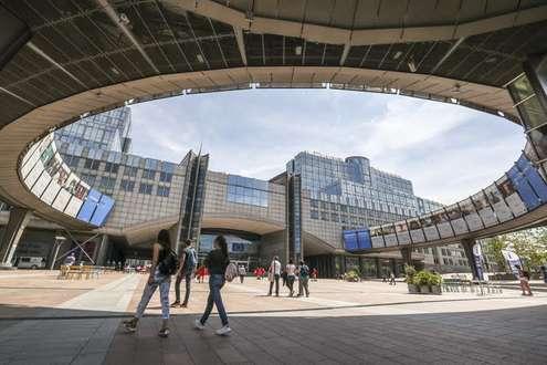 Parlamento europeo - Photographer: Vincent VAN DOORNICK - Copyright© European Union 2019 - Source : EP