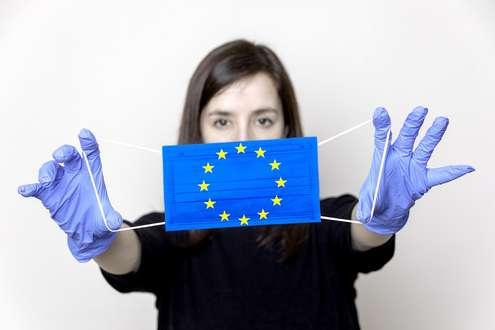 Parlamento UE coronavirus - Photo credit: European Union, 2020 / EC - Audiovisual Service - Photographer: Xavier Lejeune