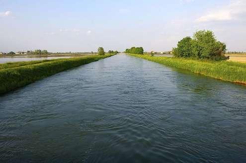 Risorse idriche agricoltura - Photo credit: Di Fra Dero - Opera propria, CC BY-SA 3.0