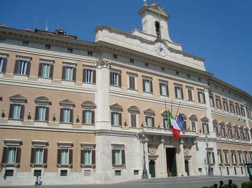 Montecitorio - Photo credit: LPLT