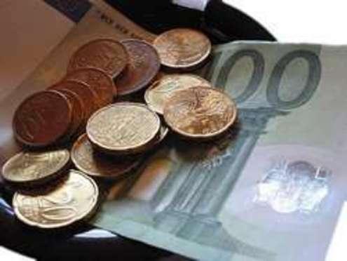 Euro banknotes - foto di Julien Jorge
