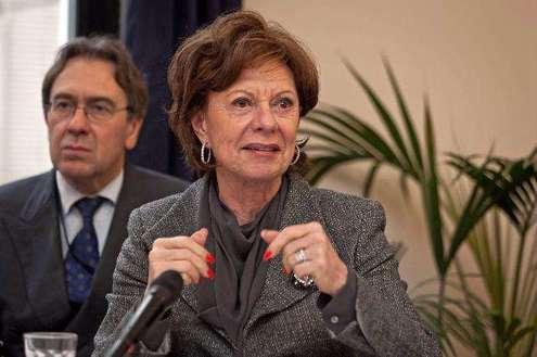 Neelie Kroes - Vice-President EC in charge of Digital Agenda - Credit © European Union, 2012